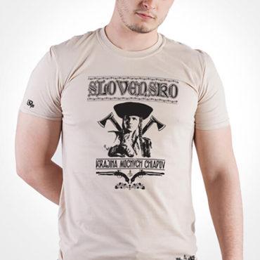 Pánske ľudové tričká