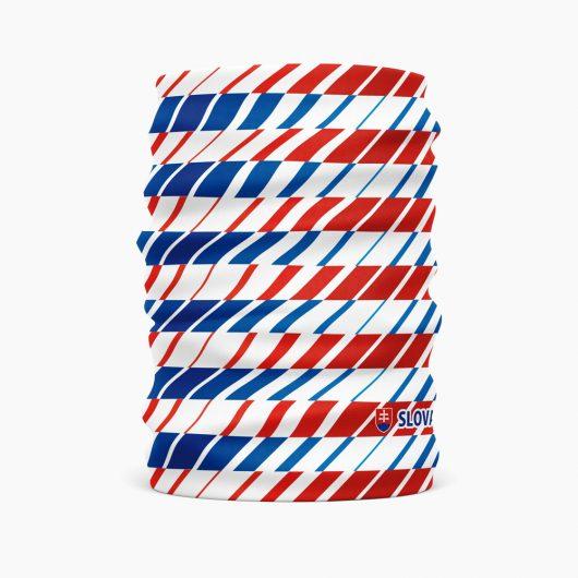 Multifunkčná športová šatka Slovenská trikolóra
