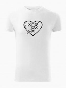 Pánske tričko Piškôrky biele - Také naše