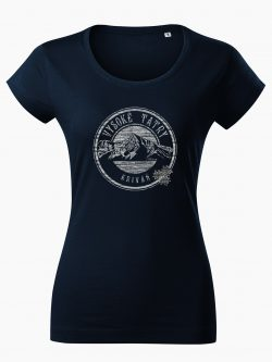 Dámske tričko Vysoké Tatry - Kriváň tmavo modré - Také naše