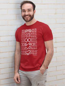 Pánske folklórne tričká
